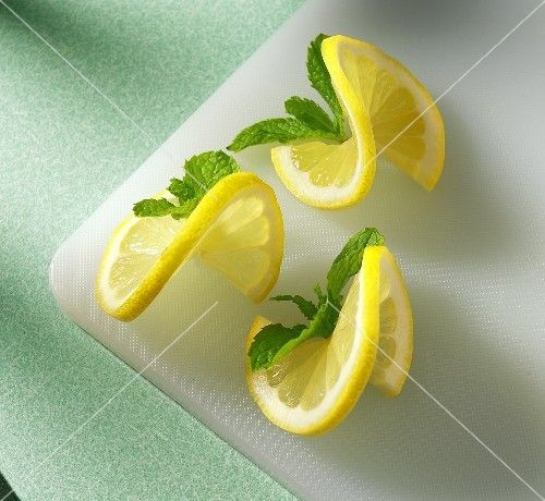 Twist lemon