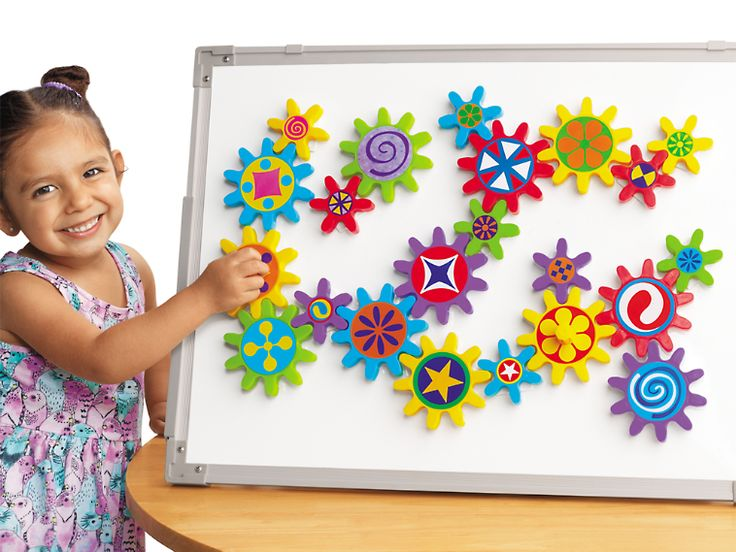 Turn Learn Magic Gears Things for the classroom Lakeshore learning Learning toys Mags