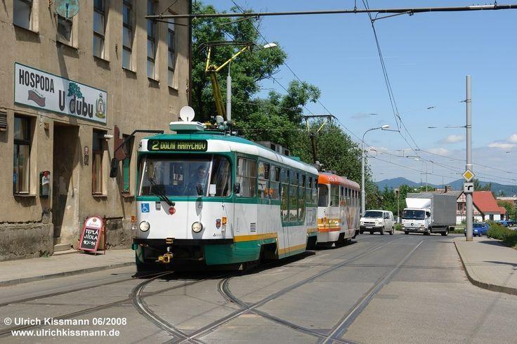 54 Liberec Dolni Hanychov 05.06.2008 - (ČKD) Tatra T3