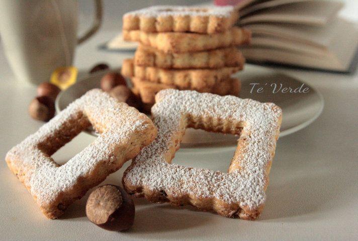Biscotti di Frolla con Nocciole 🐿