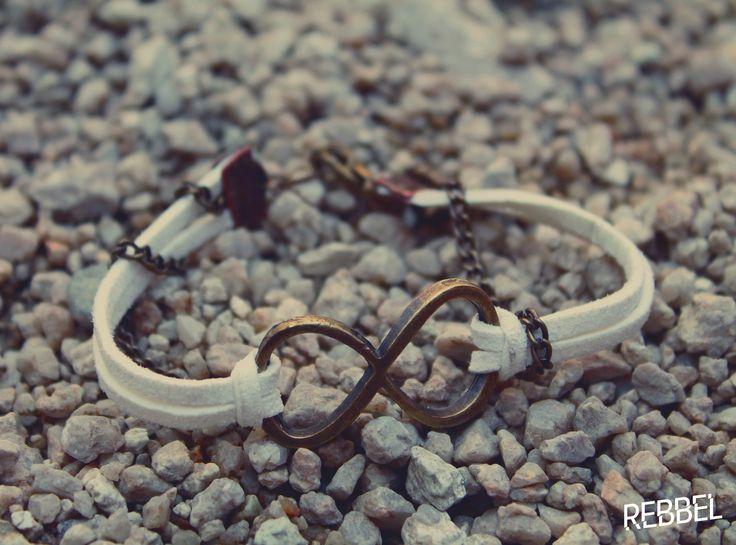 #infinito #accesorios #style #rebbel #cute