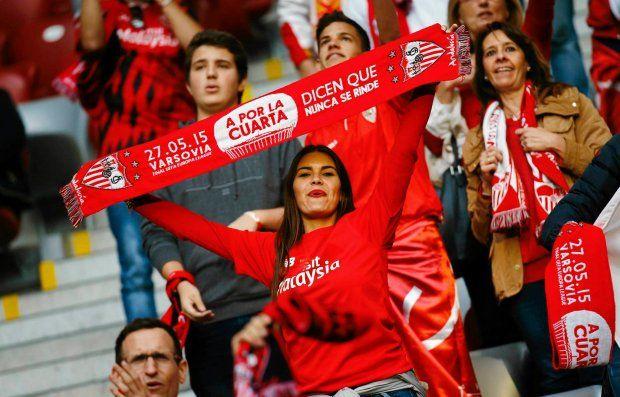 Franek i jego wędrówki: Finał Ligi Europy. Dnipro - Sevilla 2:3. Gol Krych...