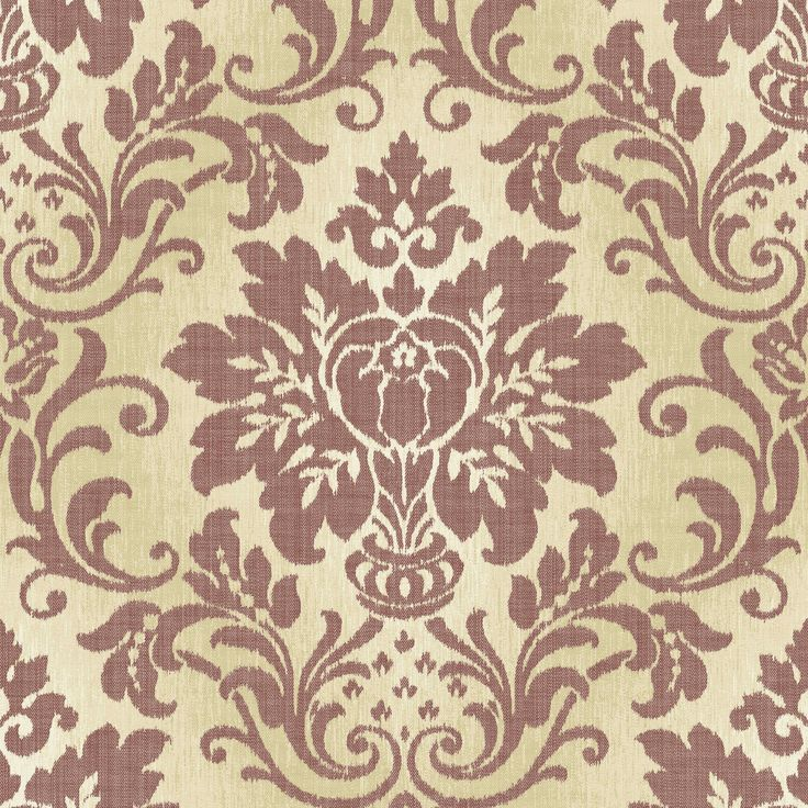 Colours Blush Red Damask Wallpaper WallpaperDining Room