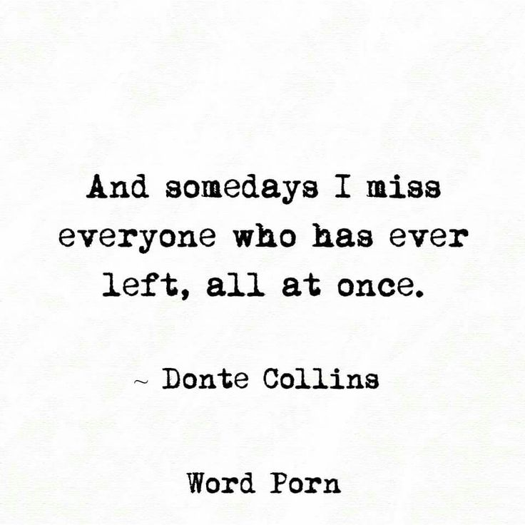 Donte Collins quote I miss everyone