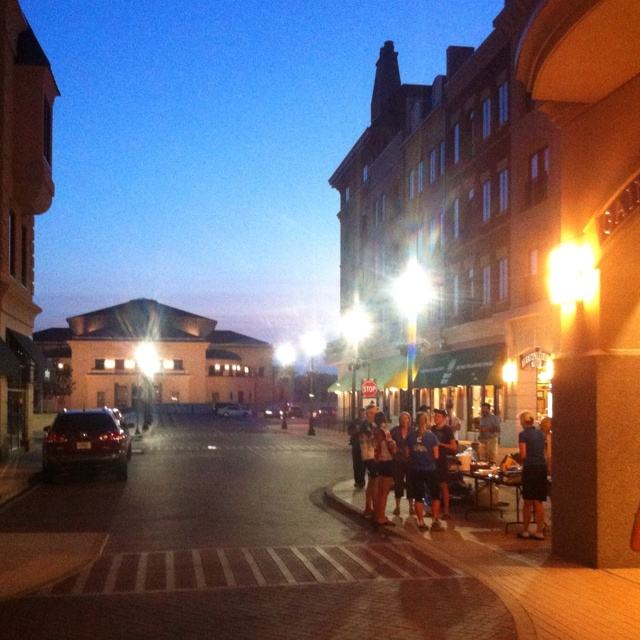 The Palladium, as seen from The Bike Line at Carmel City Center - Money Magazine's #1 Best Place to Live, 2012!