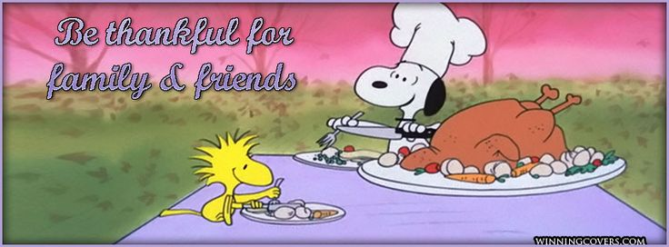 Thanksgiving Day Facebook Banners