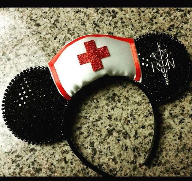 Nurse ears RN