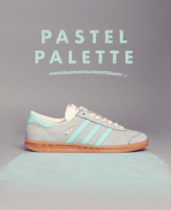 reputable site 136bd 5534b adidas Originals Hamburg. Zapatos AdidasZapatillas HombreCalzado ...