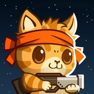 A game with badass Kitties, what more do you need?