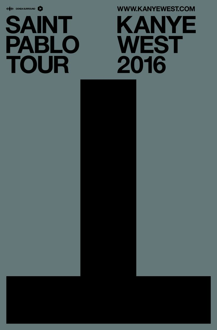 Kanye West Announces Addtional Tour Dates #kanyewest #SAINTPABLO #HipHop