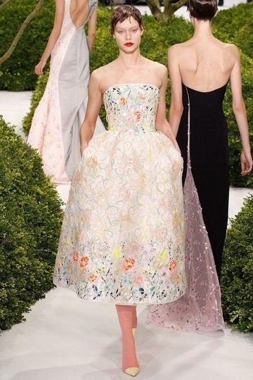Dior 2013 Haute Couture Paris