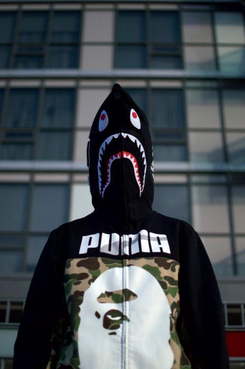 Bape x Puma (viaragsandruby) | Fashion | Streetwear ...
