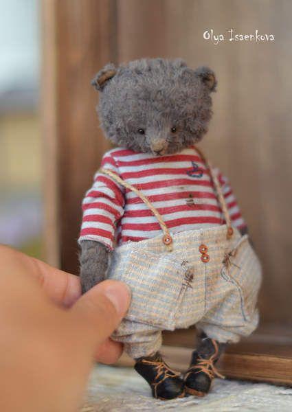 August by By Olya Isaenkova | Bear Pile