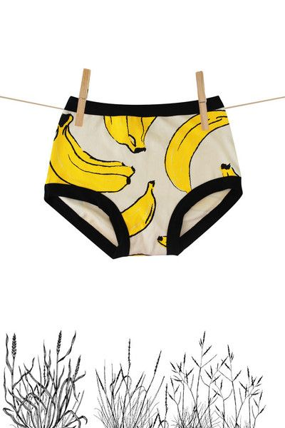 Womens Original Thunderpants – Banana