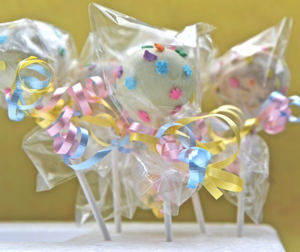 How To Make Cake Pops Without Cake Pop Pan