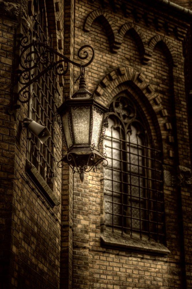 Inner Light, Krakow, St Joseph Church  by *Beezqp on deviantART