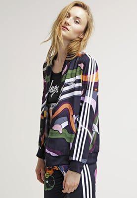 Vestes de survêtement adidas Originals FLORAL BURST - Veste de survêtement - multco multicolore: 75,00 € chez Zalando (au 08/05/16). Livraison et retours gratuits et service client gratuit au 0800 740 357.