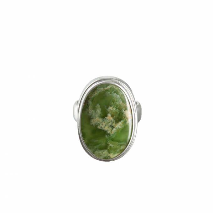 Shop Greenstone Rings | Mountain Jade New Zealand