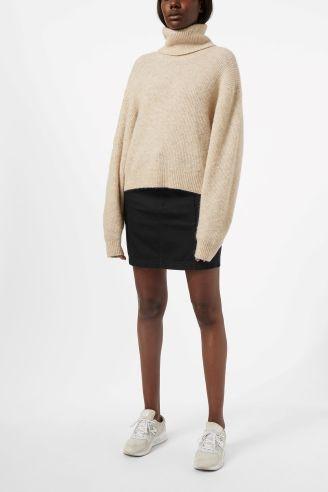 Weekday image 2 of Lara Sweater in White