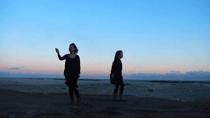 Tsuchi ni Kaeru (another ver. in ARAHAMA) Prototipe/2015 Performing with MIHO KUMAGAI in Sendai, Japan