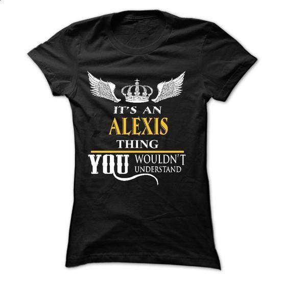 ALEXIS - #sleeve #volcom hoodies. ORDER NOW => https://www.sunfrog.com/Names/ALEXIS-52620859-Ladies.html?60505