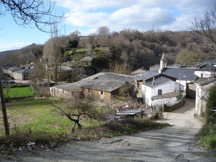 San Cristovo do Real, Lugo, Camino de Santiago