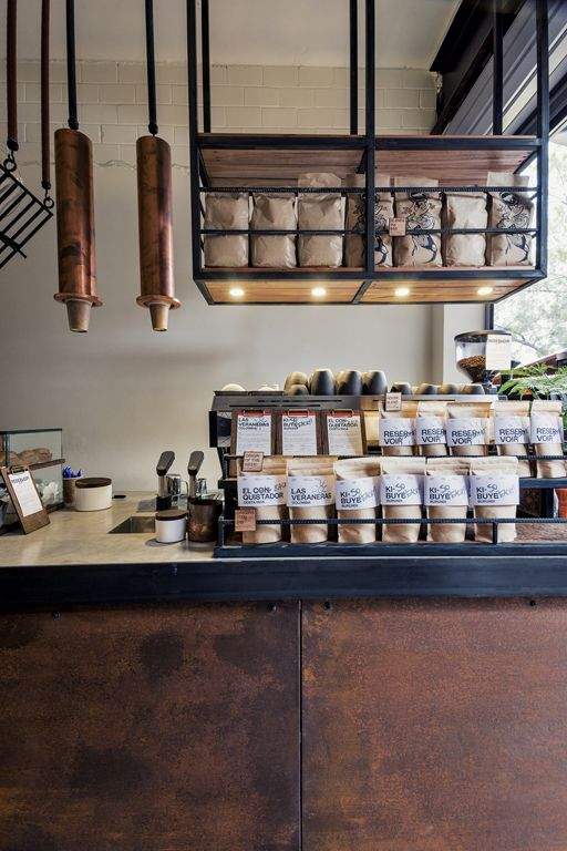 Single Origin – Roastworks, Botany. Design by Luchetti Krelle. Photography by Michael Wee.
