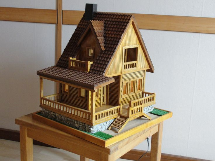 Maket evler google 39 da ara dekor pinterest search - Casa amanda imaginarium ...