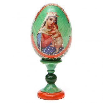 Russian Egg Hope to desperates Fabergè style 13cm | online sales on…