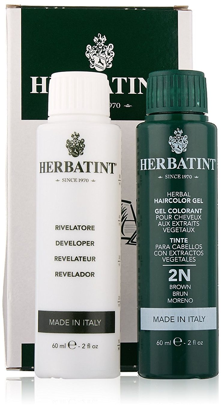 Herbatint: Herbatint Permanent Hair Color Brown 2N, 4.56 oz (2 pack) -- Click image to read more details. #hairupdoideas