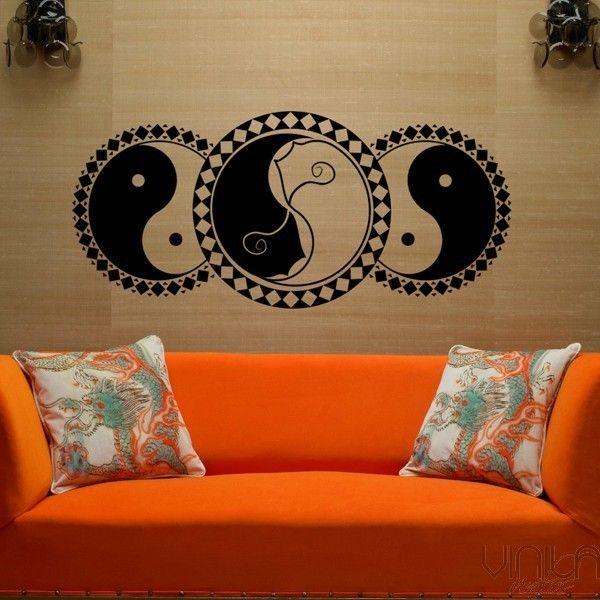 Decora tu pared con este original y bonito vinilo for Tu vinilo decorativo