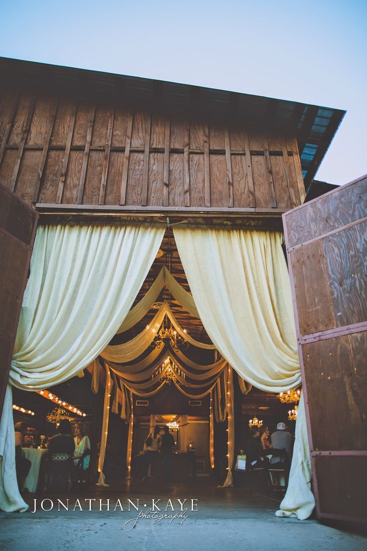The Elegant Barn -- An Event Venue: Fall into Love