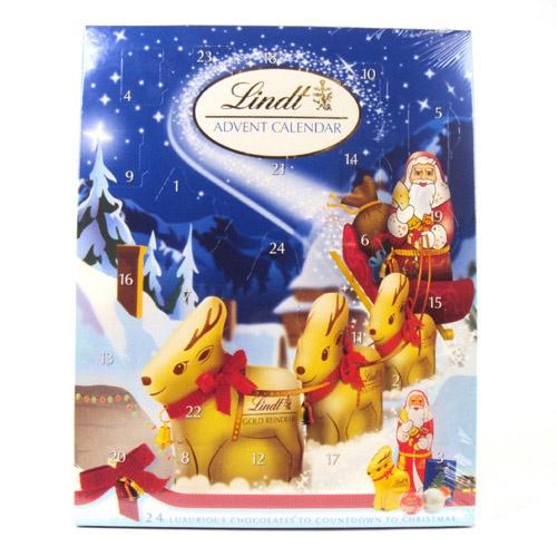 £7.99 Lindt Advent Calendar.
