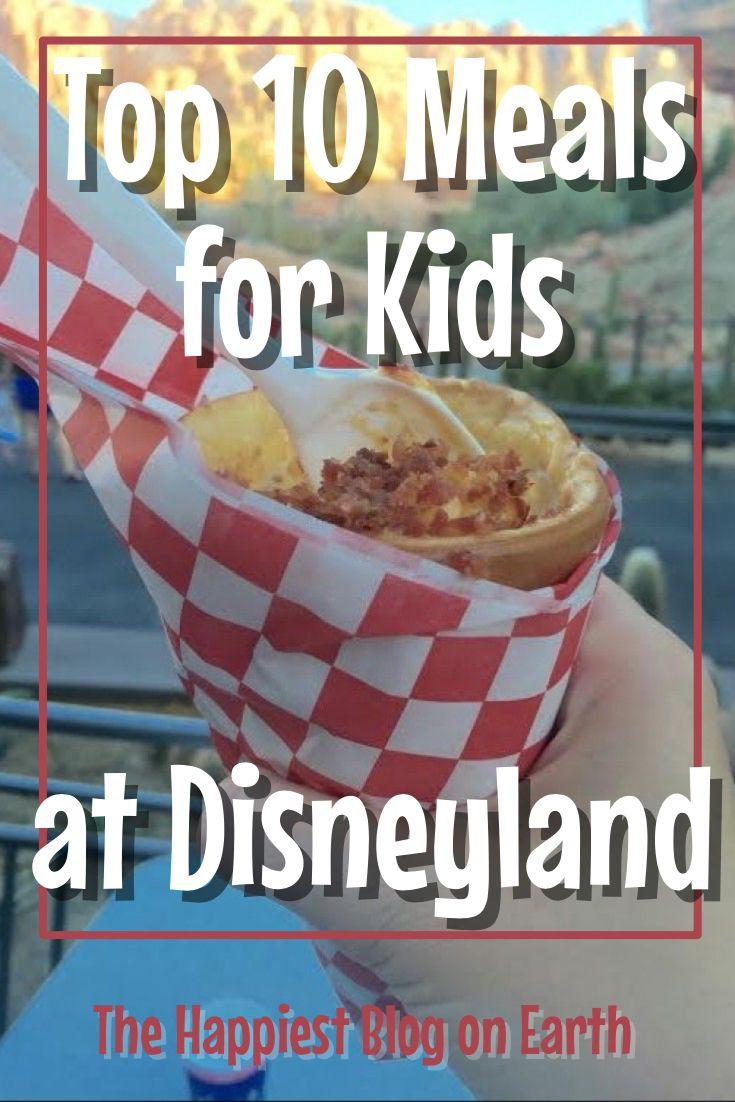 Disneyland | Disneyland Food | Disney Travel