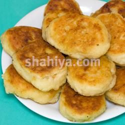 Batata Sharp : Potato with Meat Filling Recipe - Shahiya.com