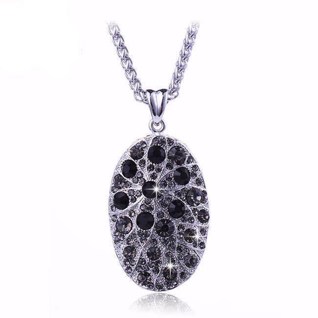 [205] Hard-finished Necklace