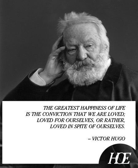 Love Quotes Victor Hugo: 157 Best Images About Quote Of The Day On Pinterest
