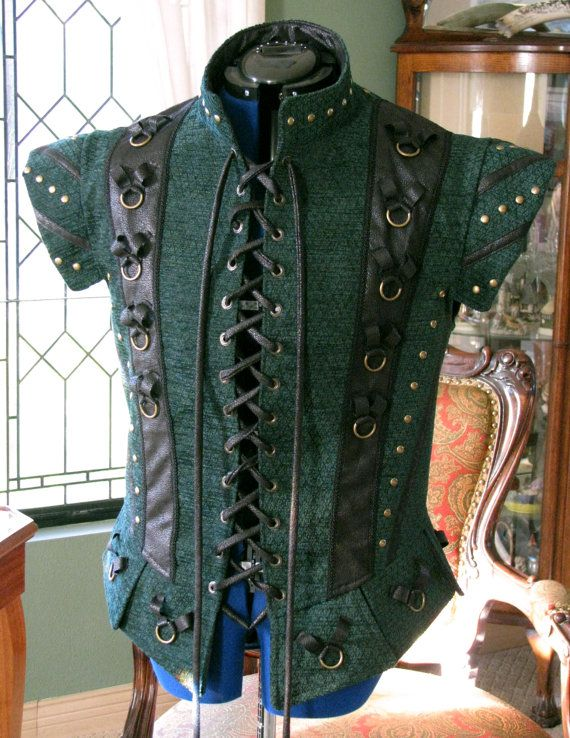 RESERVED for Mike J Medieval Dude's Doublet Renaissance, LARP, SCA