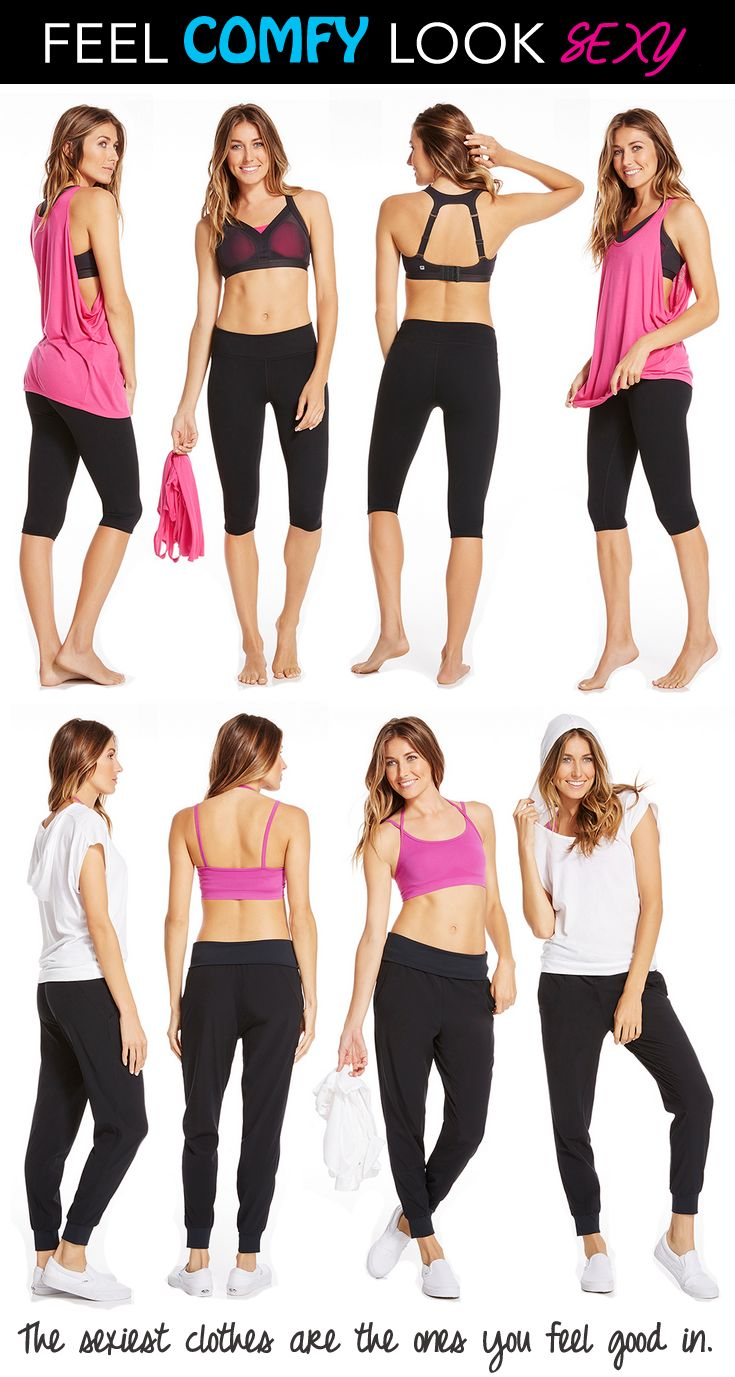 Learn How to Put on A Fashion Look for the Gym