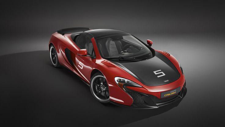 2016 McLaren 650S Can-Am  http://www.wsupercars.com/mclaren-2016-650s-can-am.php