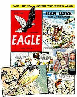 Frank Hampson's Dan Dare - 100490145211284237927 - Picasa Web Albums