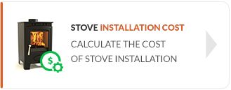 Stove Installation Cost - calculate the cost of stove installation
