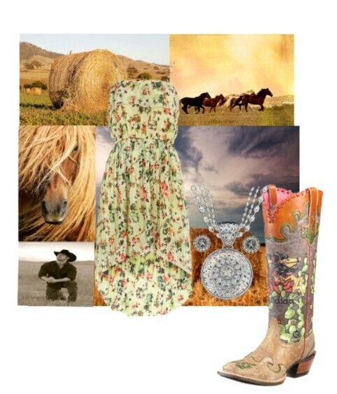 Summer country outfit...Summer time! :)