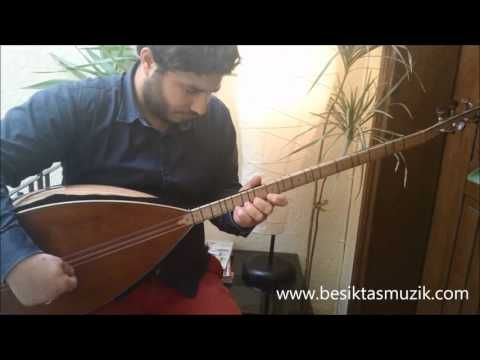 Bağlama Dersi / Lesson 13, www.besiktasmuzik.com, +90 212 227 00 76