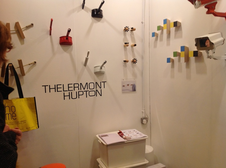 Thelermont Hupton's products at HOME 2013