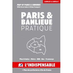 Paris et Banlieue http://www.massin.fr/plans-de-paris--banlieue/724-paris-et-banlieue-9782707202895.html