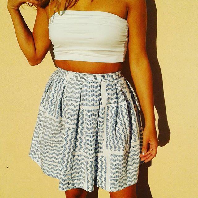 Summer Skirt 🌞🌞🌞🌊😍 ultimi giorni... #summer #skirtgirl #itgirl #istantphoto #fhasionwanita #fashion #summerlove #mood #repost #enjoylife #shop #depopmarket