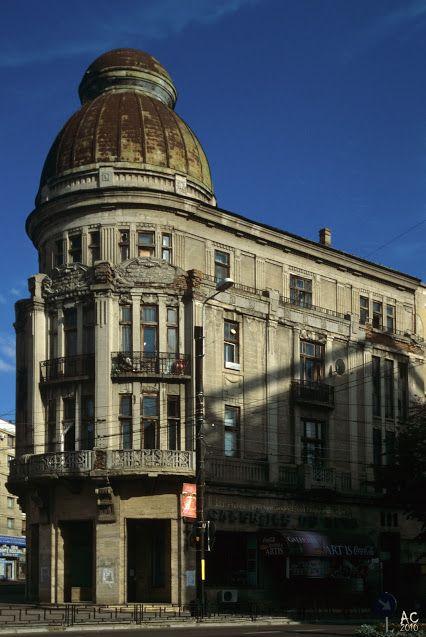 The Braunstein Palace - Iasi