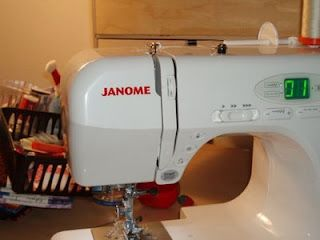Janome thread tension problem solver