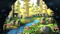 Enchanted Forest   Gravity Falls Wiki   Fandom powered by Wikia
